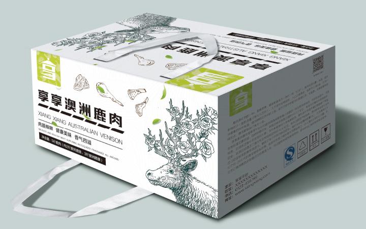 品牌改良瓶型礼盒包装盒包装袋平面包装销售运输礼盒产品包装设计