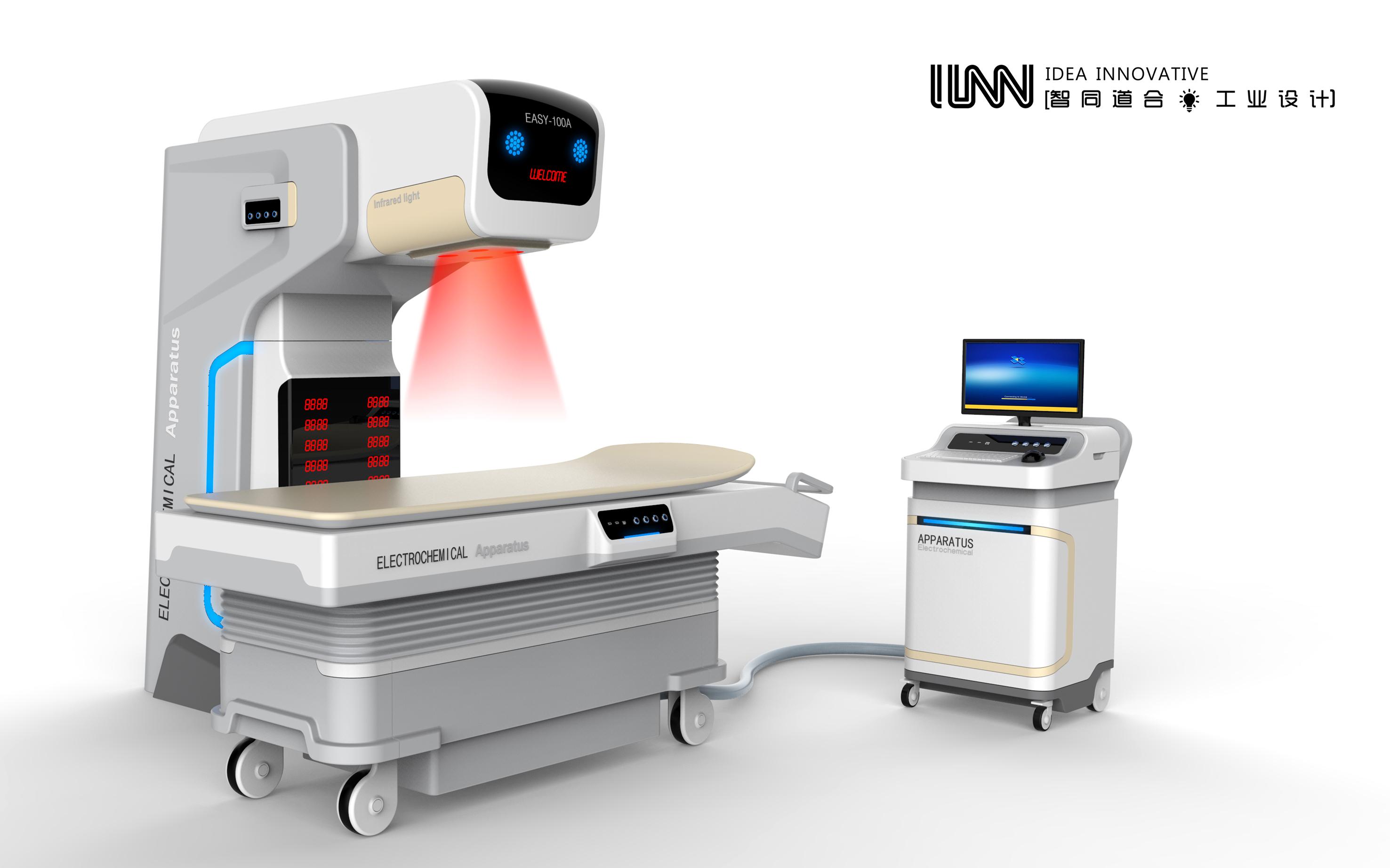 【医疗器械】医疗设备—工业设计—产品设计—产品外观—结构设计