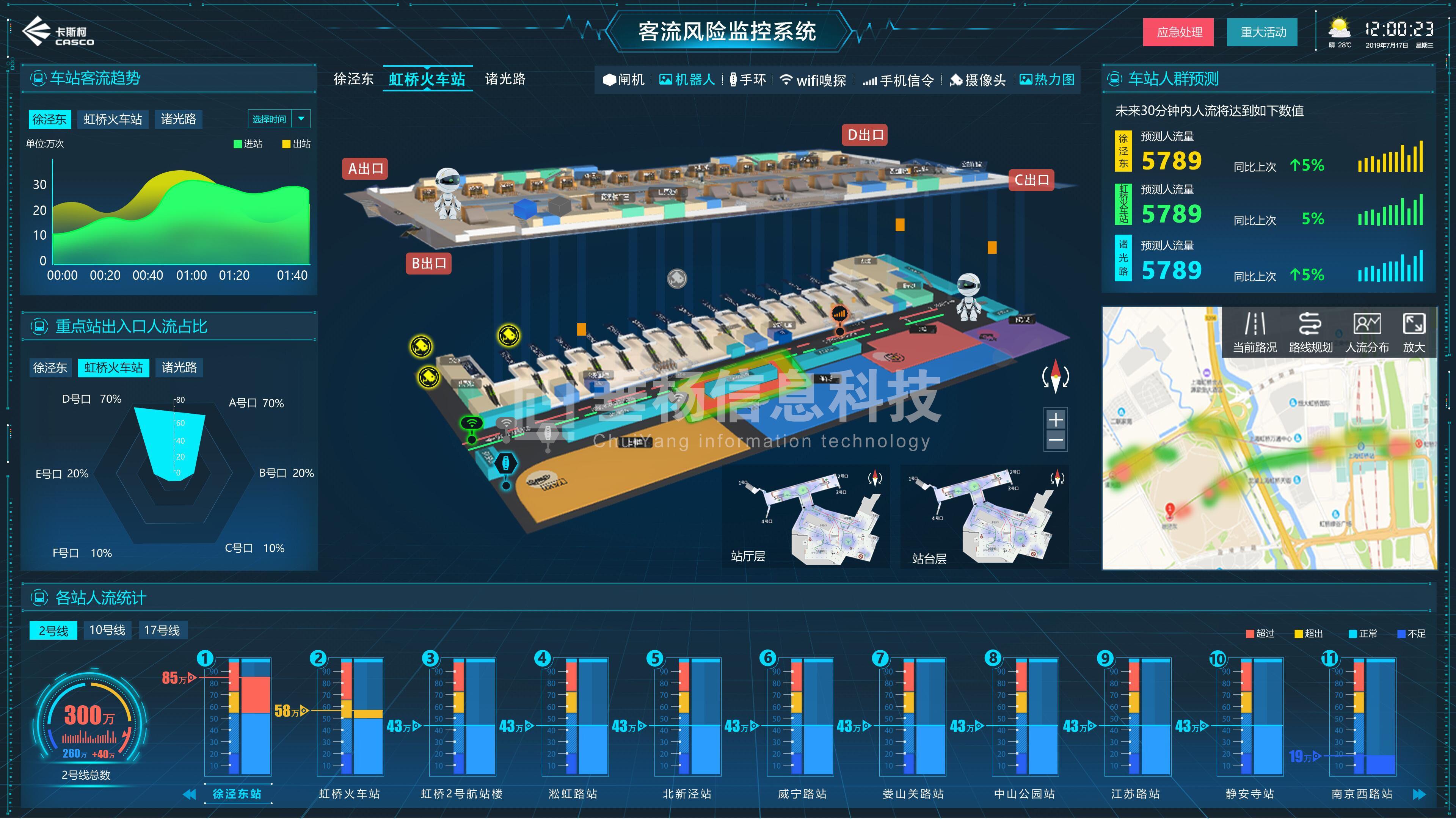 BIM运维 三维可视化 智慧机场 智慧安防 智慧管廊