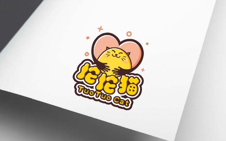卡通logo设计游戏原画漫画设计Q版人物动漫形象表情包设计