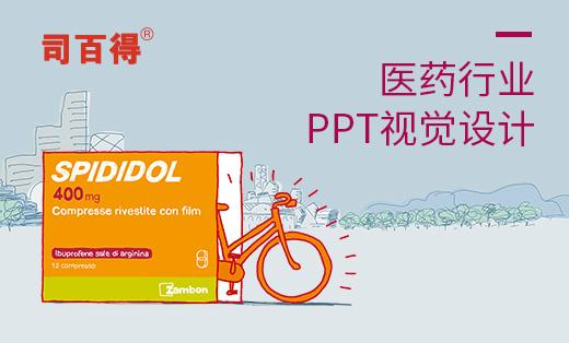 医药行业-PPT视觉设计