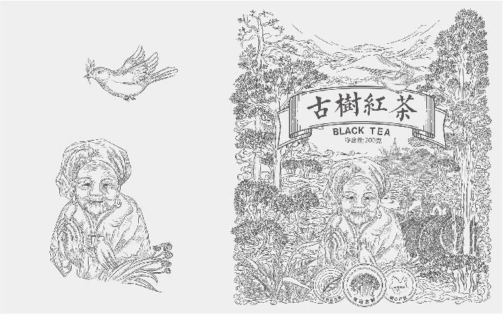 原创高端手绘插画卡通写实手绘设计卡通人物商业儿童绘本时尚国潮