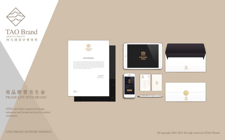 向与涛VI设计企业机构vis设计互联网VI设计商业VI