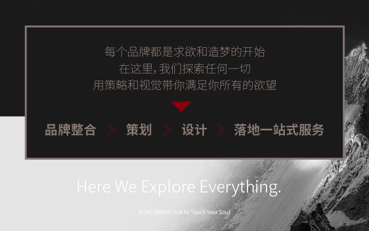 品牌全案策划设计品牌VI设计广告语品牌定位品牌故事连锁加盟