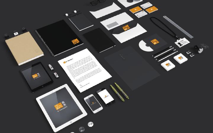 vi设计企业VI设计餐饮VI系统设计VIS设计vi视觉识别尊