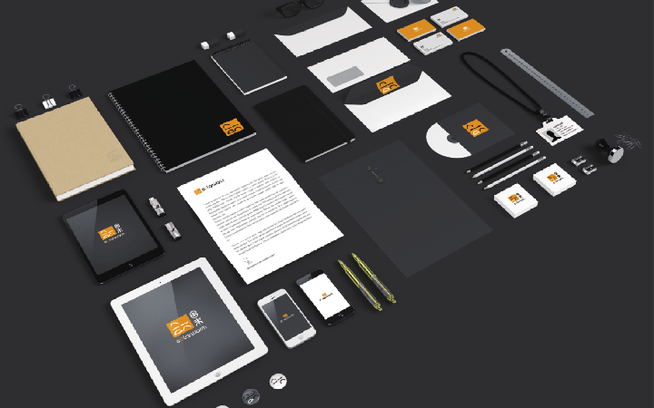 智加VI定制品设计企业品牌VI产品造型VI物料制作VI手册