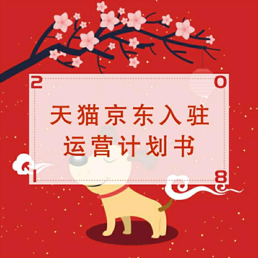 【原天猫团队】天猫入驻方案天猫代入驻天猫入驻PPT开店入驻