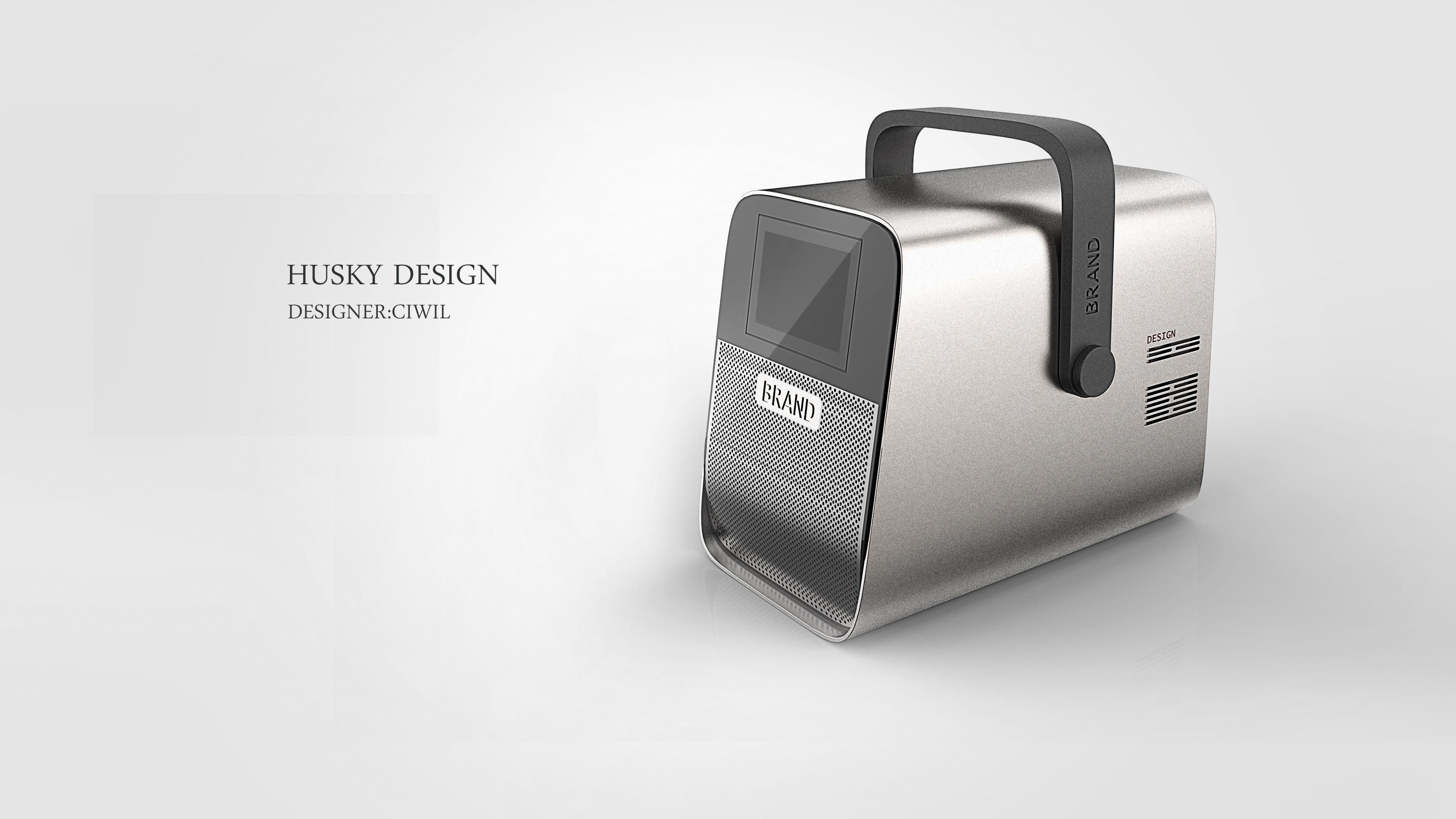 【产品外观设计】工业设计/外观设计/结构设计/3D建模/建模