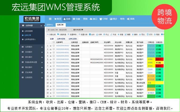 电商新零售解决方案软件定制开发仓储管理系统云POS门店软件