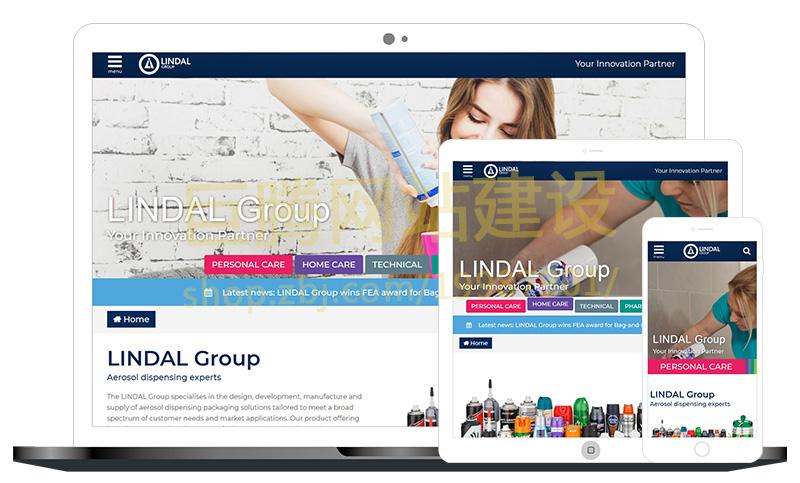 外贸网站定制开发/高端设计 解决企业网站优化/流量转化难题