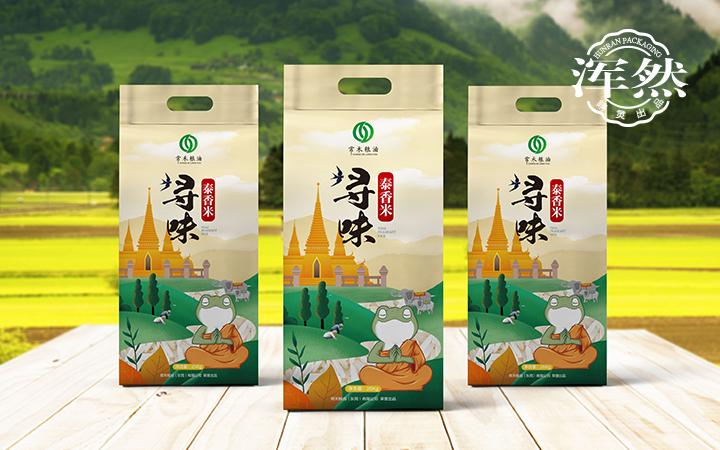 【睛灵品牌】车轮螺栓产品包装设计渔具坚果中国风包装袋设计医疗