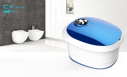皇威07款足浴器设计
