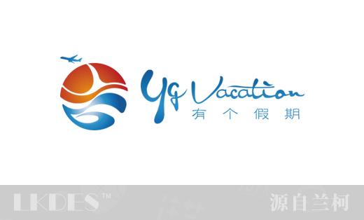 旅游公司LOGO设计标志设计品牌Logo设计旅游logo设计
