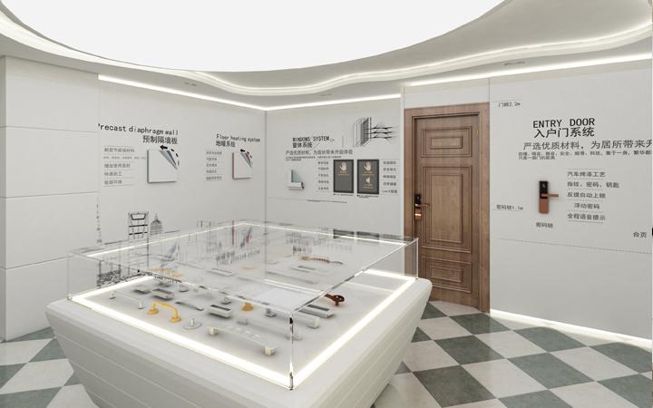展厅设计、企业展厅、政府展厅、文化展厅
