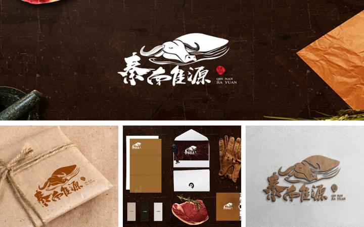 商标设计品牌logo设计食品农业文化教育logo设计
