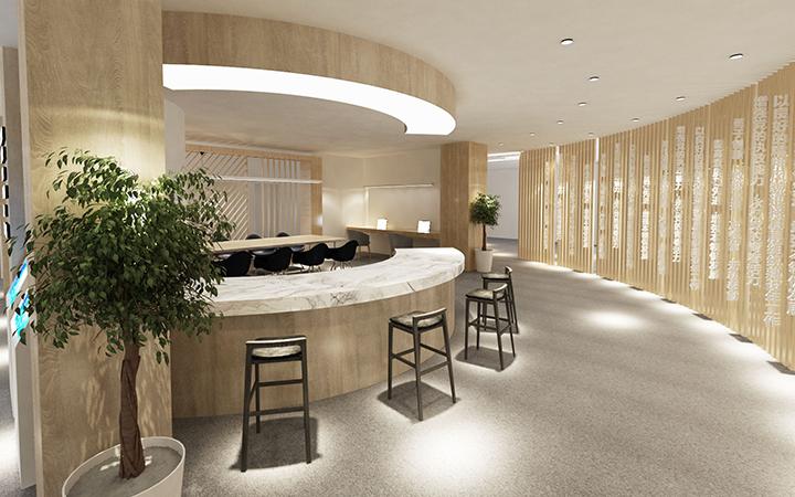 门面设计门头效果图设计招牌办公KTV酒店汉堡奶茶餐饮店面设计