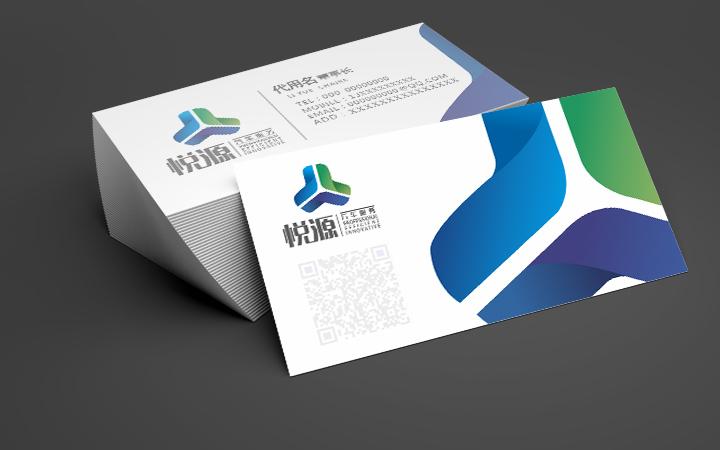 高端商务名片设计制作企业公司个人名片设计会员卡片设计
