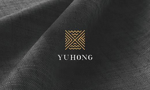纺织布料行业-企业品牌logo设计