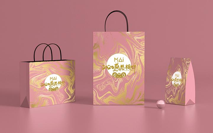 生活产品购物手提袋食品手提袋品牌设计手提袋高端精心设计