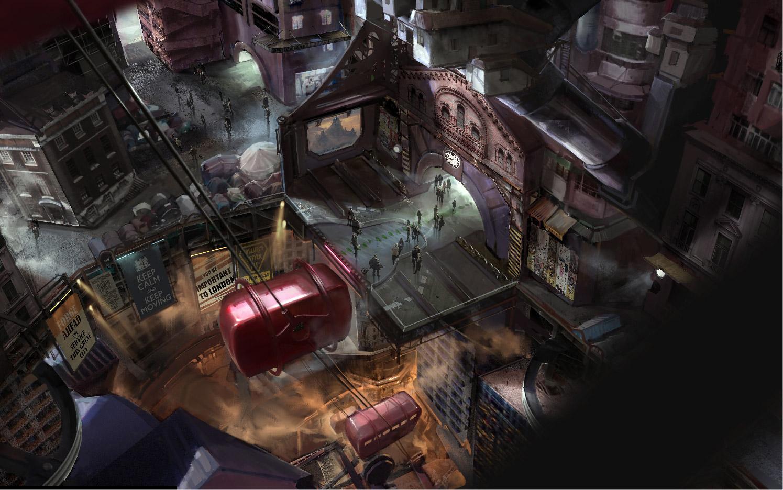 动画原画插画影视原画设计游戏原画角色场景道具