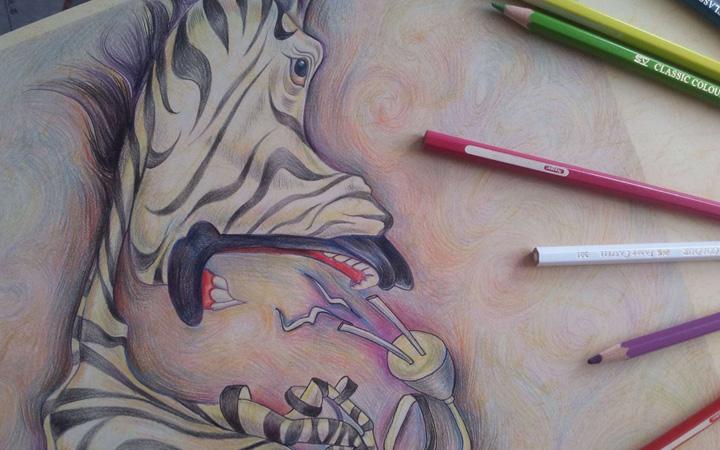 梵尚插画设计吉祥物设计卡通形象风格商业风格插画/原画绘画绘本