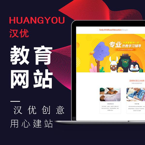 高端企业网站建设 杭州网站开发 网页设计 三网合一送域名空间