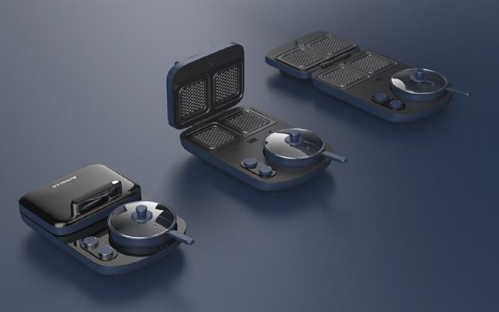 VR拍摄效果图印刷工业产品设计公司3d打印钢结构设计AR开发