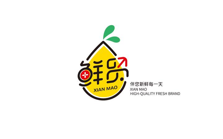 公司房产婚礼电商服饰教育品牌卡通LOGO商标logo设计图文