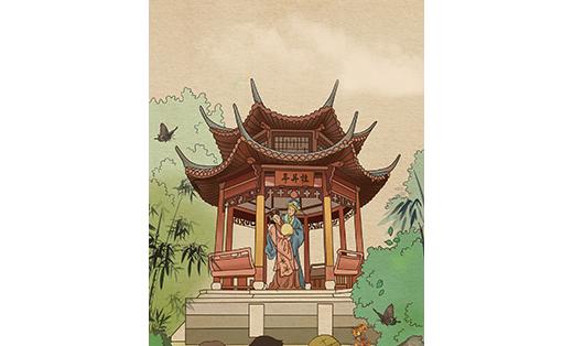 【互联网】新媒体微信微网页小程序商用封面插画设计公众号漫画