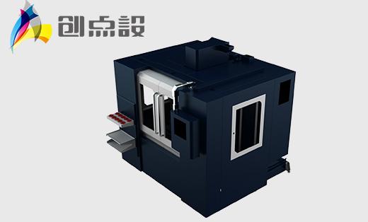 TOM650三轴铣床