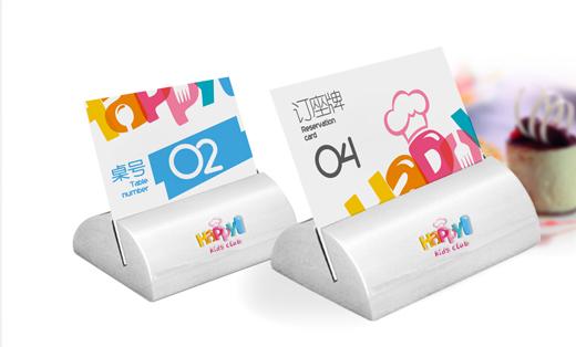 亲子餐厅vi设计——卡通餐饮旅游娱乐食品VI系统餐饮vi设计