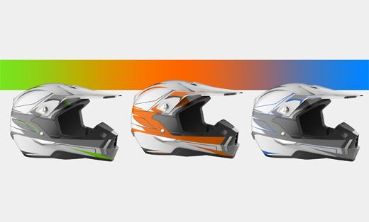 头盔/户外运动/外观设计/结构设计/创意建模渲染