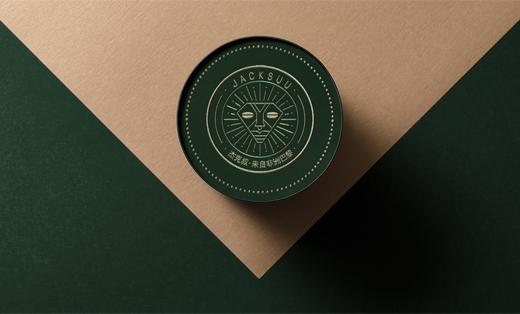 杰克苏品牌形象vi设计企业形象珠宝首饰品牌vi视觉服装v品牌