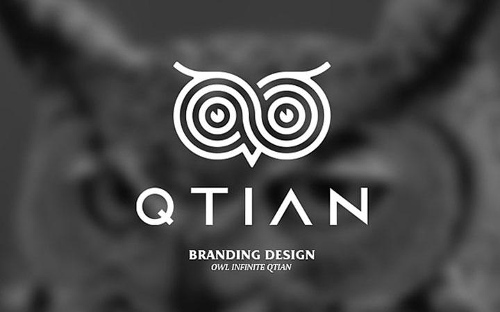 企业logo设计标志字体商标设计图标设计动态卡通logo设计