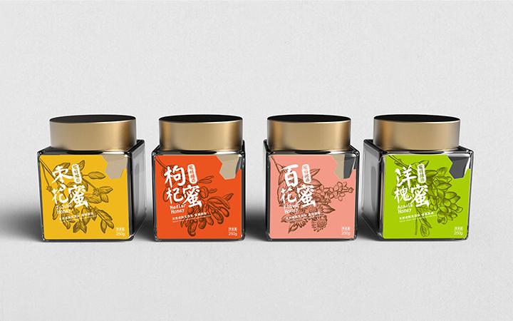 包装设计礼盒手提袋包装袋包装盒设计食品水果农产品茶叶包装设计