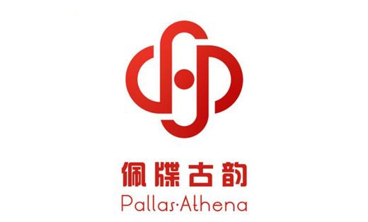 佩牒古韵珠宝公司logo设计