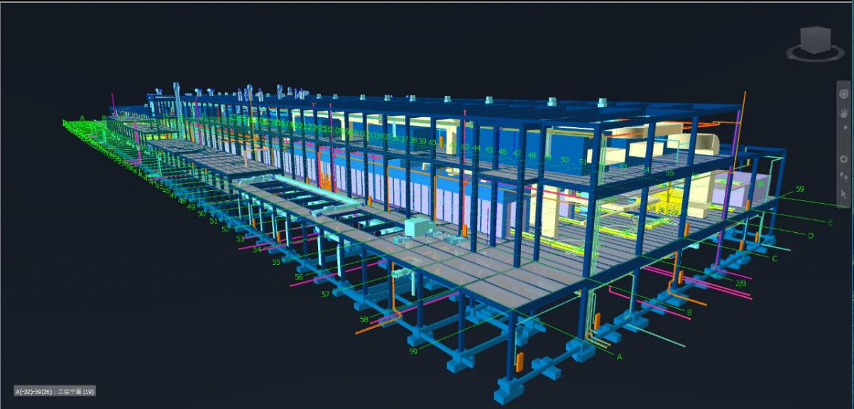 3D建模/三维模型制作/3D动画制作厂家/三维可视化制作视频