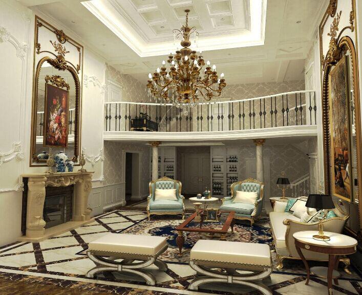 别墅精装/家具设计/家装设计/软装设计室内装修空间设计报价