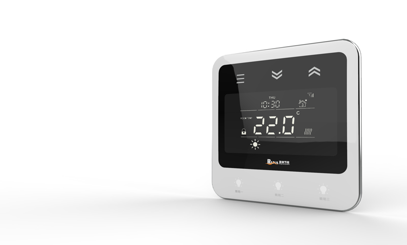 A级曲面:温控器外观设计
