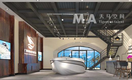 广州南沙游艇会中船会所展示中心