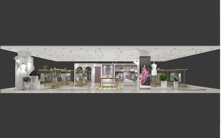 公装设计 方案 装修效果图 3D渲染 施工图 CAD制图