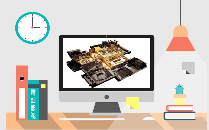 【VR/3D产品建模】虚拟场景/产品推广/结构展示/动画短片