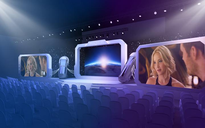 展厅设计、空间设计、展台设计、展位设计、文化墙、工程设计