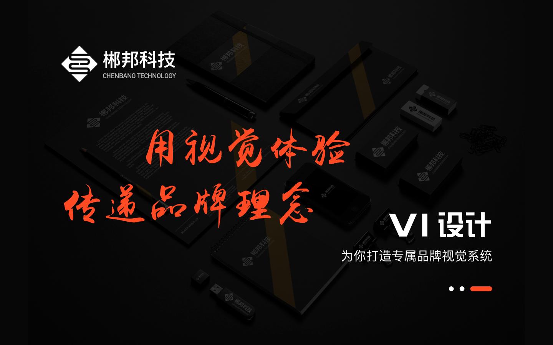 电商网络销售企业VI设计vi品牌包装服装家居餐饮保险美容教育