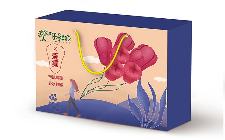 包装设计茶叶礼盒袋瓶贴标签宠物食品化妆品保健品日用品包装设计