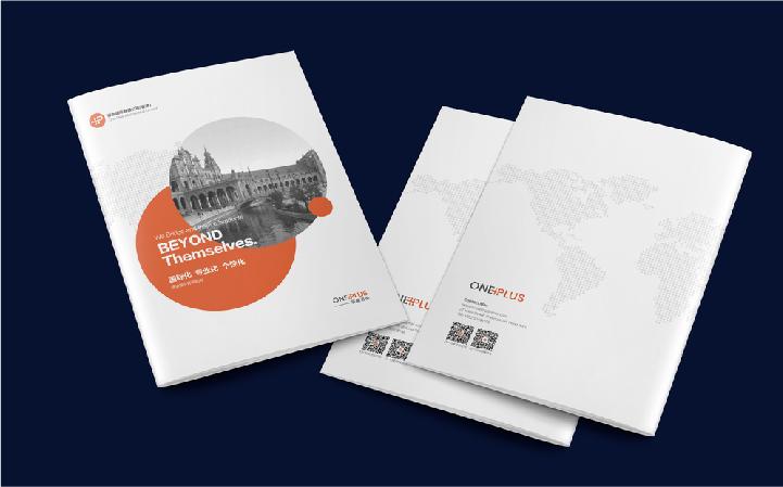 PDF企业产品公司画册设计菜谱宣传单宣传册设计师单页三折页