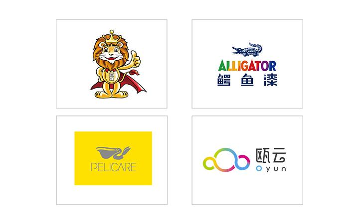 [上海冠道VI设计]餐饮vi全套设计VI娱乐科技文化logo