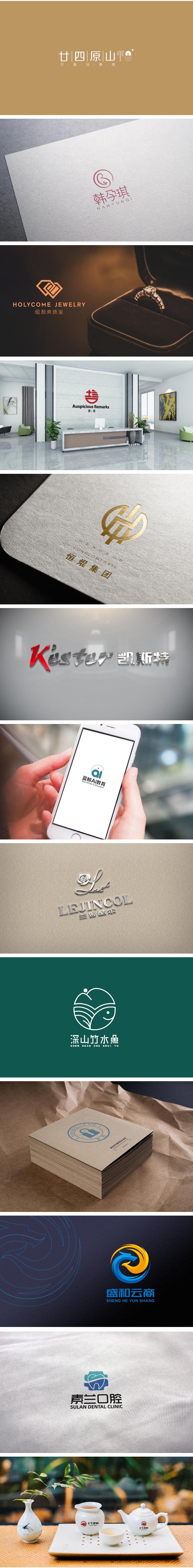 _logo设计可注册副总监操刀企业品牌标志商标LOGO设计公司3