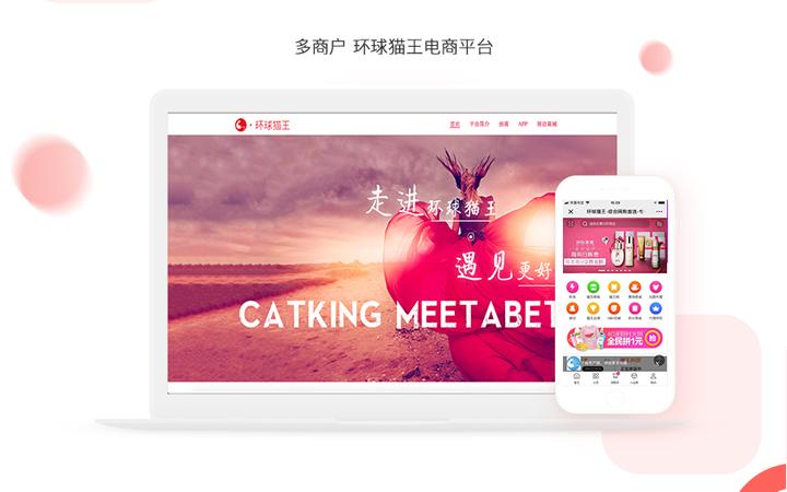 微信开发 电商 B2B2C 平台自营 广告流量 多商户