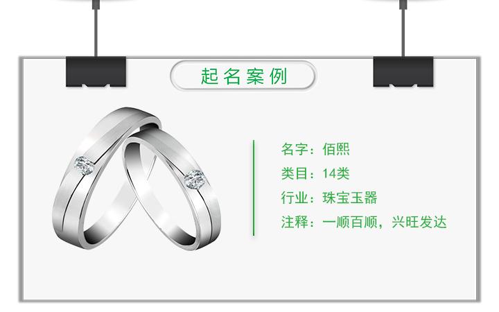 【限时特惠】公司品牌中英文起名网站店铺命名商标APP人物产品